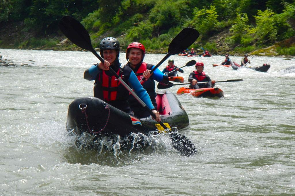 Kanadier_Canoeing